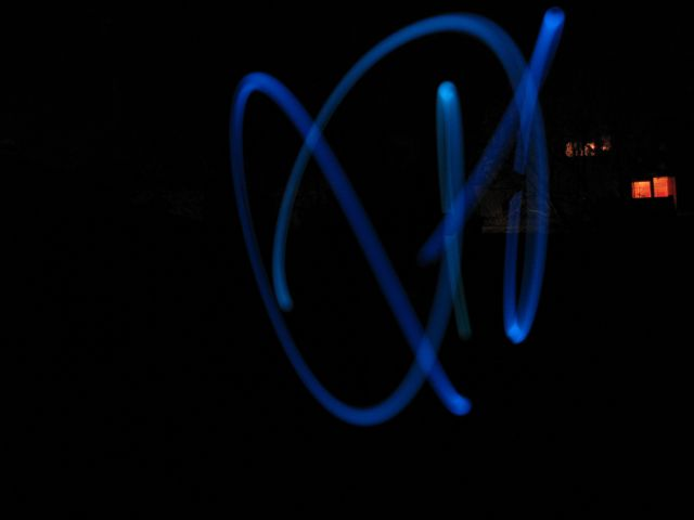 SX10971 Trail of diy colour changing poi
